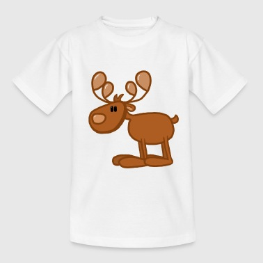 Reindeer Christmas - Kinder T-Shirt