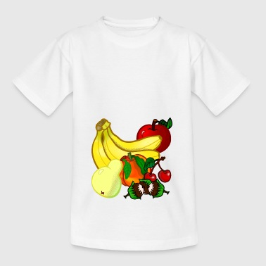 Obst - Kinder T-Shirt