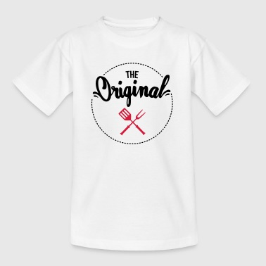 the original griller - Kids' T-Shirt