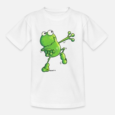 Sapo Green Power - Rana - Dibujos - Camiseta niño