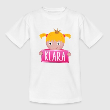 Little Princess Klara - Kids' T-Shirt