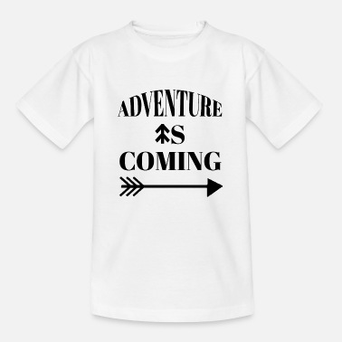 Outdoor Travel Adventure Nature - Kids' T-Shirt