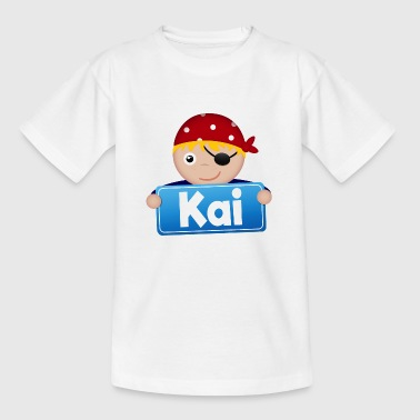 Petit Pirate Kai - T-shirt Enfant