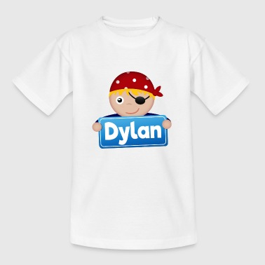 Lite Pirate Dylan - T-skjorte for barn