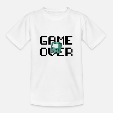 Retrogaming Game Over Retrogaming - Lasten t-paita