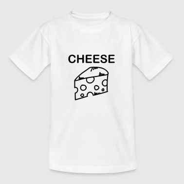 Cheese - Kinder T-Shirt