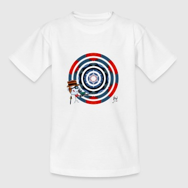 Action Action - Kids' T-Shirt