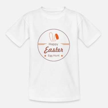 Happy Easter - Kids' T-Shirt