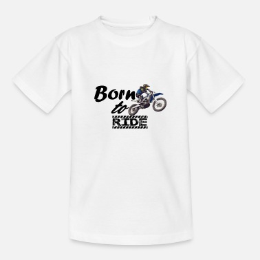 Born to Ride - Kinder T-Shirt
