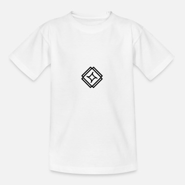 Abstrakt Abstrakt - Kinder T-Shirt