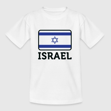 Drapeau national d Israël - T-shirt Enfant