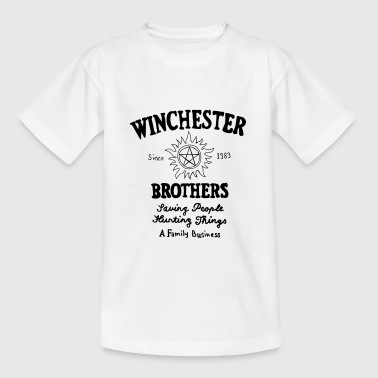 Supernatural Winchester Brothers - Kids' T-Shirt