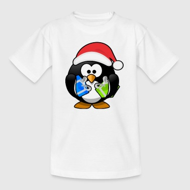 Eule Comic - Kinder T-Shirt