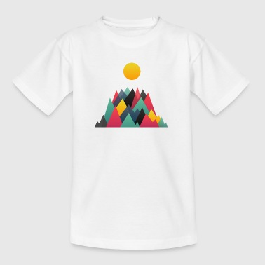 Mountains - T-shirt Enfant
