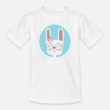 Lisa the rabbit - Kids' T-Shirt