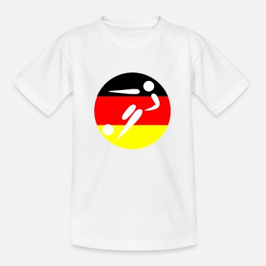 Soccer Champion Germany Soccer Soccer - Kids' T-Shirt