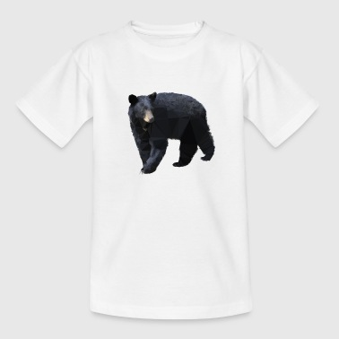 Black Bear - Kids' T-Shirt