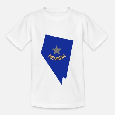Nevada Nevada - Kinder T-Shirt