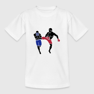 MMA fighters - Kids' T-Shirt