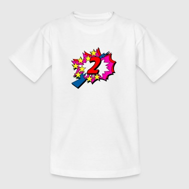 POP Star 2 - Kids' T-Shirt