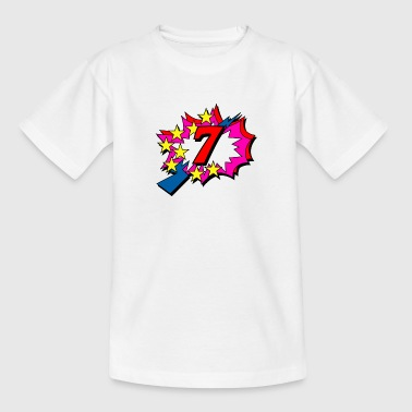 POP Star 7 - Kids' T-Shirt