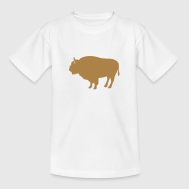 Bison - Kinder T-Shirt