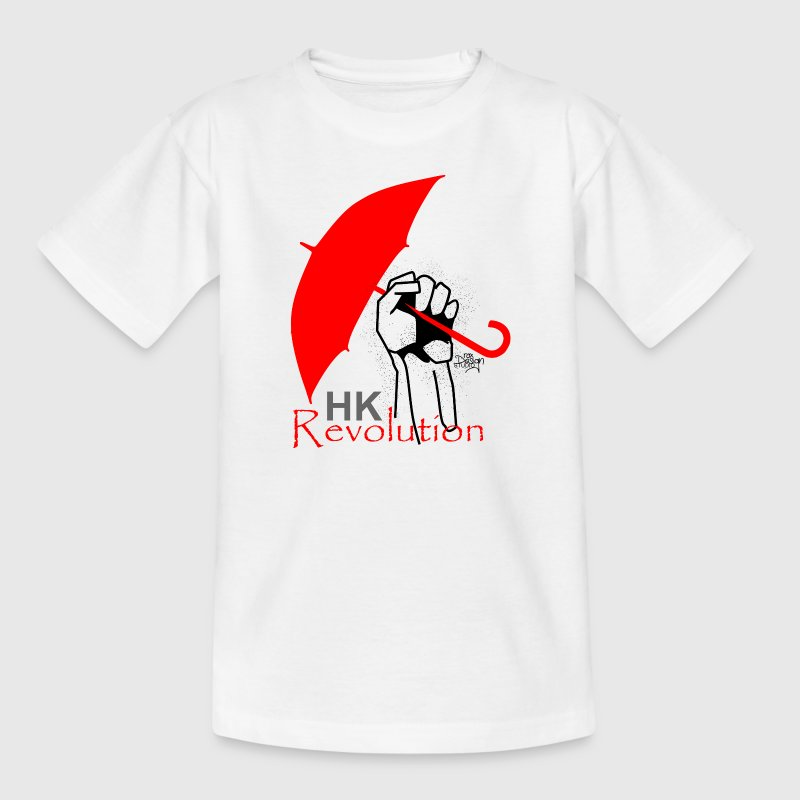 HK Umbrella Revolution - Kids' T-Shirt