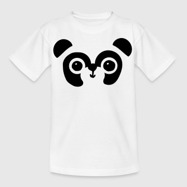 Cool Panda - Kids' T-Shirt