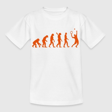 Evolution Tennis - Kinder T-Shirt