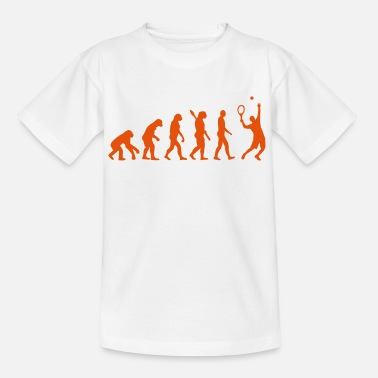 Tennis Evolution Evolution Tennis - Kinder T-Shirt