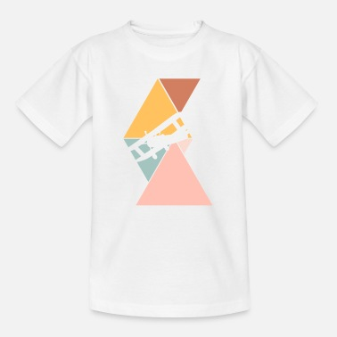 Flight flight - Kids' T-Shirt