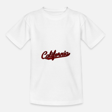 Californië Californië Californië - Kinderen T-shirt