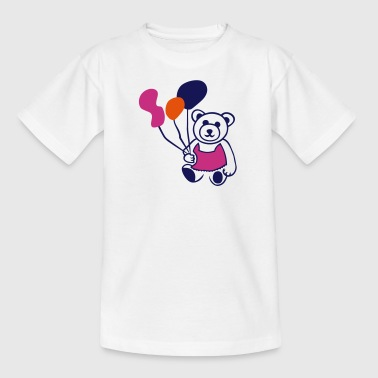 Luftballons Love Luftballon - Kinder T-Shirt
