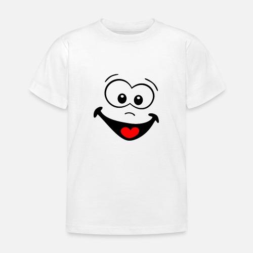 Cara Spreadshirt Cara Risa Niño Camiseta Camiseta Risa Niño rxwrnOpqv