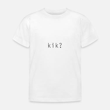 Suchbegriff: 'Kik' T Shirts online bestellen   Spreadshirt