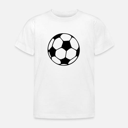 fu ball fussball kinder t shirt spreadshirt. Black Bedroom Furniture Sets. Home Design Ideas