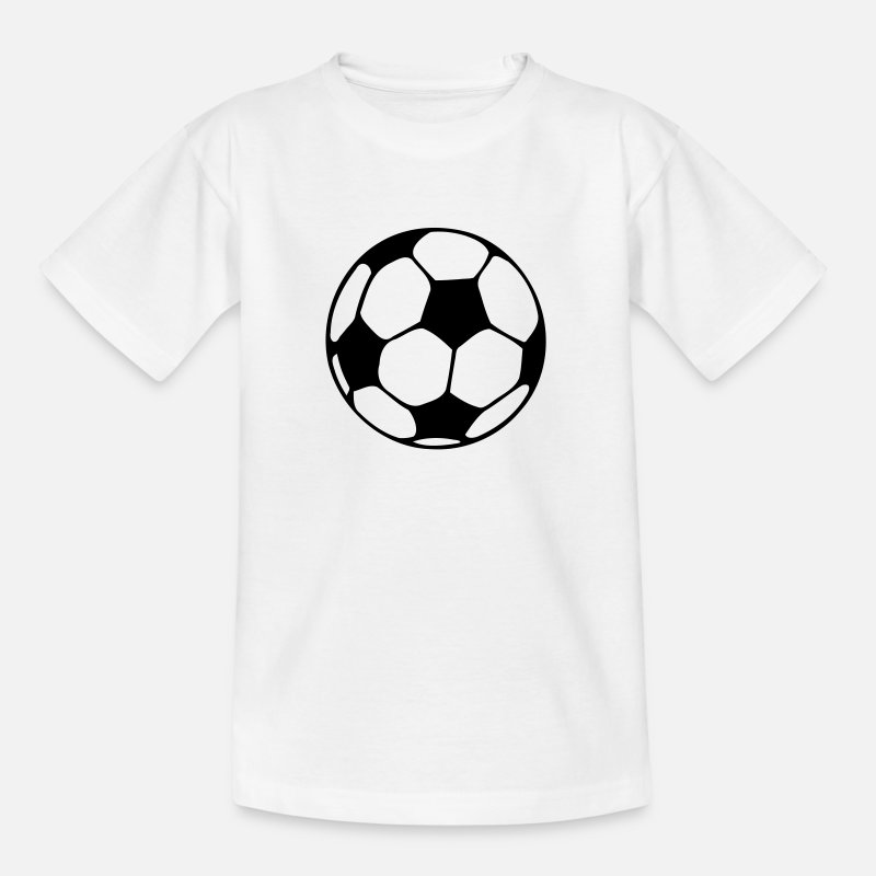 Bälle Fussball Kinder Shirt