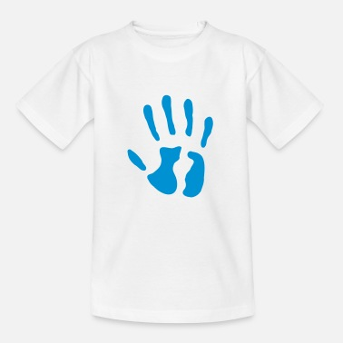 Date Of Birth Hand - date of birth - 5 years - Kids' T-Shirt