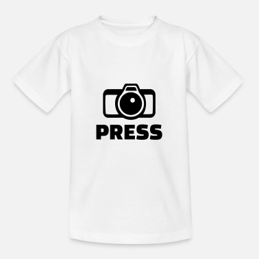 Press Press - Kids' T-Shirt