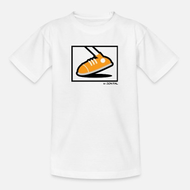 Jimi Jimy's Foot - Kids' T-Shirt