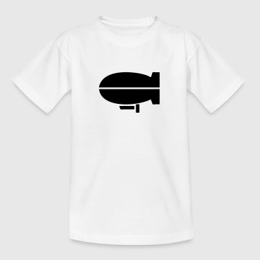 Blimp Icon - Kids' T-Shirt