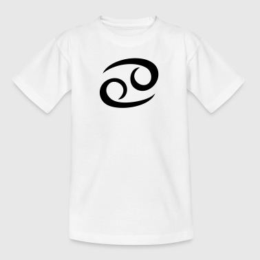 Zodiac Cancer Design – The Sign of Cancer - Kids' T-Shirt