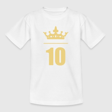 10 Years - Kinder T-Shirt