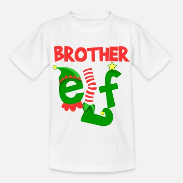 Elf Brother Elf - Kinder T-Shirt