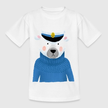 sea dog - T-skjorte for barn