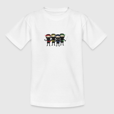 Ninja group - Kids' T-Shirt