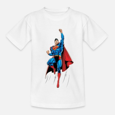 Filmheld Superman Up and Away - Kinder T-Shirt