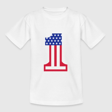 Stars And Stripes 11 - Børne-T-shirt