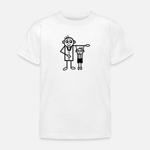vater sohn kinder t shirt spreadshirt. Black Bedroom Furniture Sets. Home Design Ideas