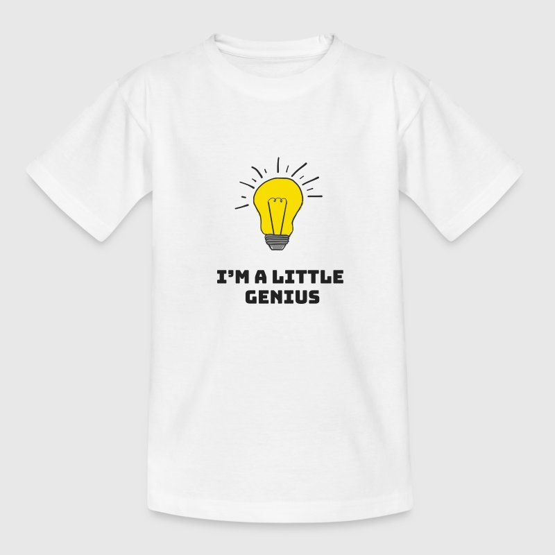I'm a little genius - Kids' T-Shirt